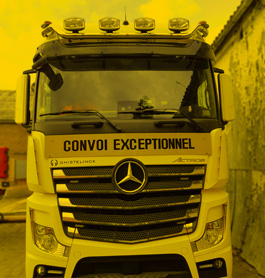 Touier Transport exceptionnel conventionnel